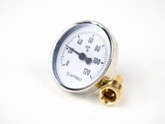 Termometr tarczowy zewnętrzny do wędzarni